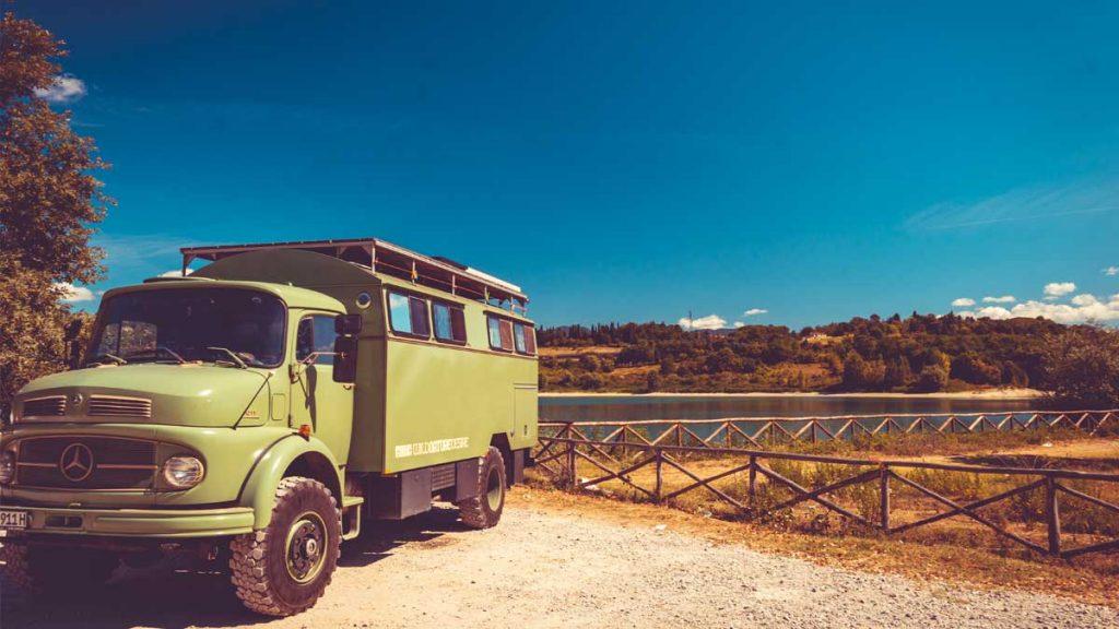Roadtrip Südtirol Toscana
