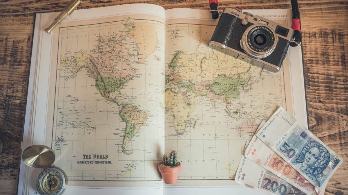 Ohne Geld keine Reise