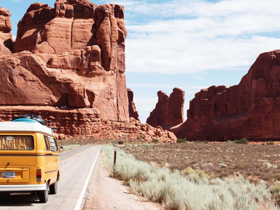 VW T2 auf Weltreise
